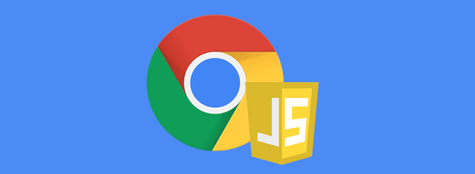 enable javascript in google chrome