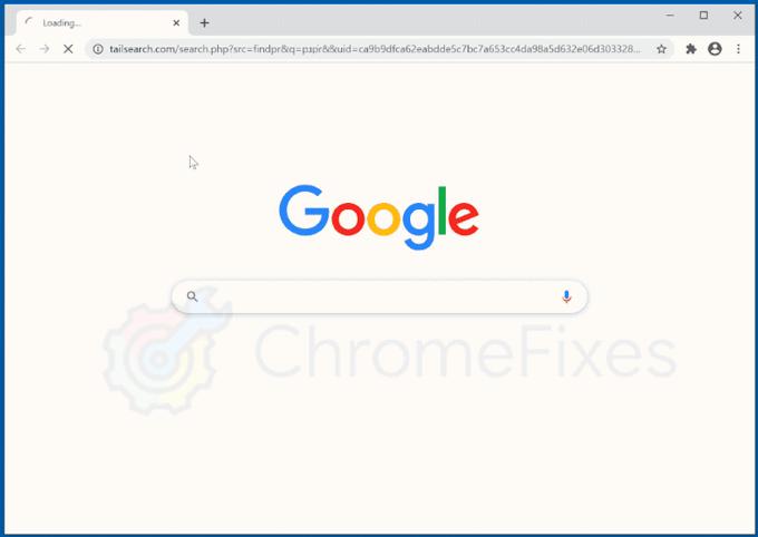 delete search lovely browser hijacker
