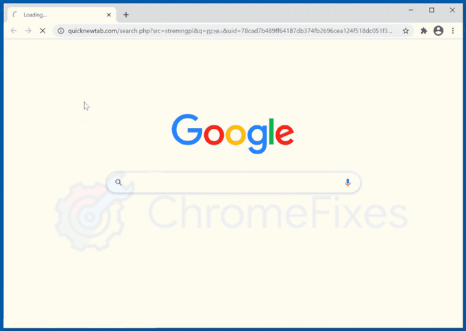 remove streaming plus browser hijacker